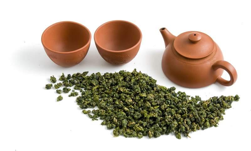 Ali Shan neboli čaj z hory Ali