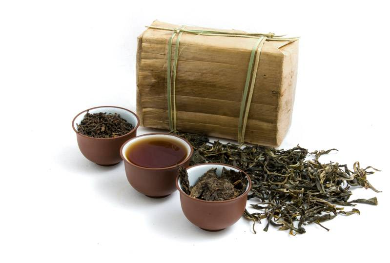 Degustační balíček čajů Puerh - Hei Cha