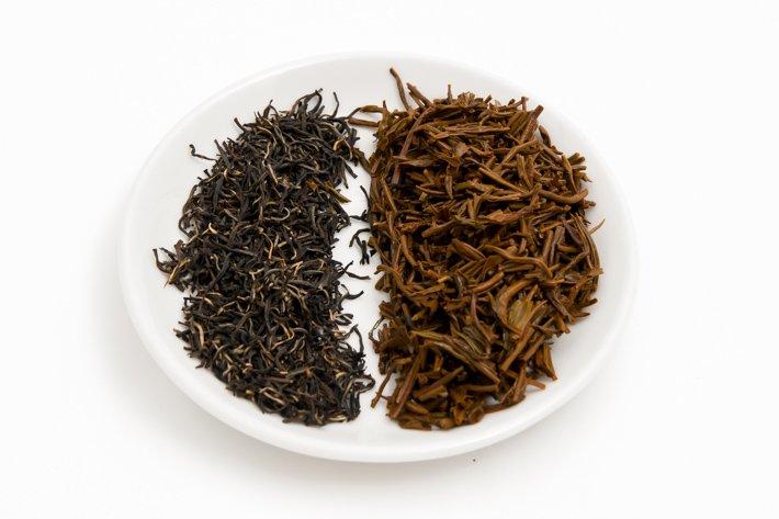 Ceylon Tea Bank FBOPF Ex. Sp. - suchý a mokrý list