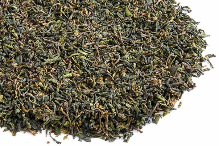 Darjeeling Puttabong SFTGFOP 1 z mezisklizně - list