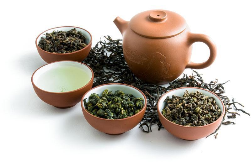 Degustační balíček polozelených čajů neboli oolongů