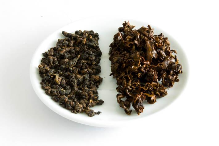 Gabaron - suchý a mokrý list