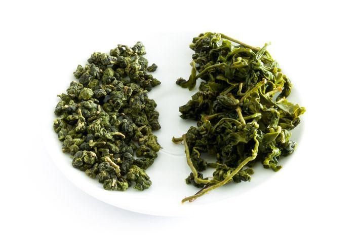 Green Gaba - suchý a mokrý list