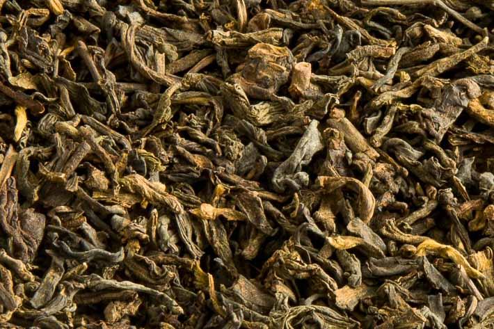 Čaj 250letého muže - detail listu