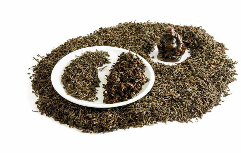 Čaj 250letého muže - zátiší