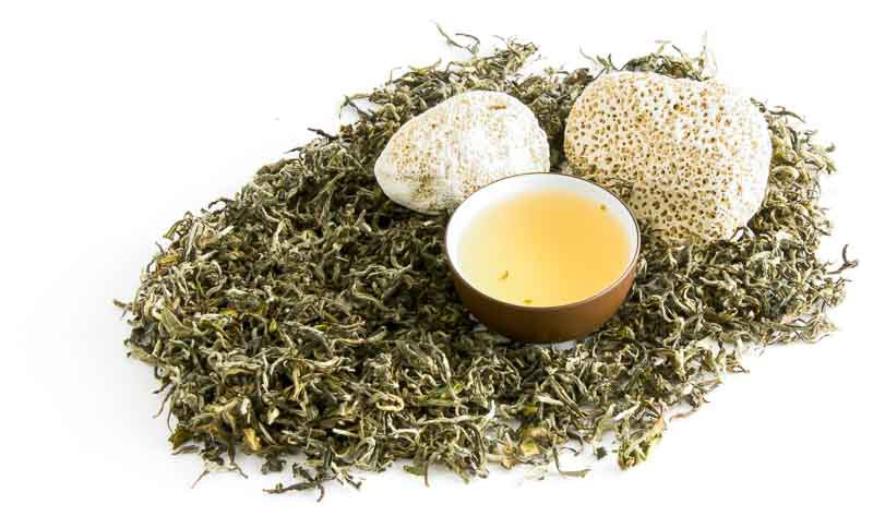 Bílý čaj z nepálské zahrady Himalayan Shangri-la