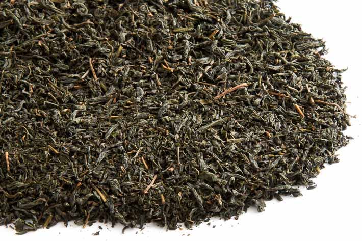 Černý čaj z Jakušimy - list