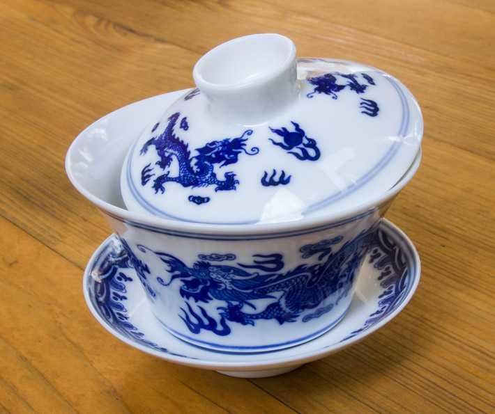Gaiwan neboli zhong
